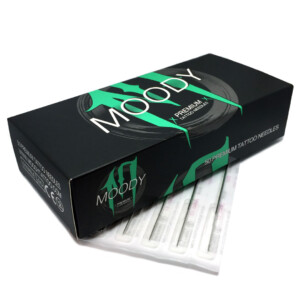 moody premium tattoo needles round liner