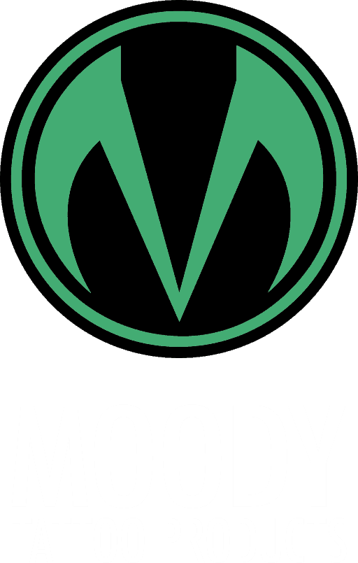 Moody Tattoo Products Logo